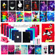 """For Samsung Galaxy Tab 2 7"""" 10.1"""" P3100 P5100 Universal Leather Case Cover +Pen"""
