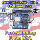 Upgraded Version Orange Pi Zero Plus 2 H5 Quad-core WiFi + Bluetooth 512MB DDR3
