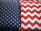 """Mini 4"""" CoRnHoLe BaGs Set of 8 USA Patriotic Themed Many Prints to Choose From!"""