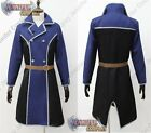 Ni No Kuni 2 Revenant Kingdom Roland Cosplay Costume Coat Blue J