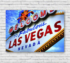 Las Vegas Sign Poster, Wall Art, Photo, Print, Picture, Home Decor, #001