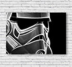 Stormtrooper Movie Poster Print, Star Wars, Wall Art, Picture, Home Decor, #005