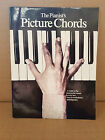 (pa2) The Pianist's Picture Chords. Piano Sheet Music Book Guide
