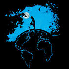 Water the World Men's T-SHIRT graphic global warming nature novelty tee S-XXL