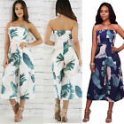 Womens Jumpsuit Evening Overall Clubwear Ladies Party Playsuit Pants Romper New