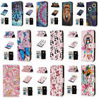 Fr Huawei P10 Lite Relievo 3D Varnish Leather Flip Credit Card Wallet Case Cover