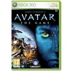 James Cameron's Avatar: The Game (Xbox 360) WITH MANUAL FREE POSTAGE