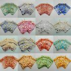 25 100 Organza Gift Bag Jewellery Christmas Packing Pouches Wedding Party Favour