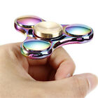 Tri Fidget Hand Spinner Triangle Colorful Finger Toy EDC Focus ADHD Autism