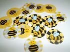 Pre Cut One Inch Bottle Cap Images Bee Bees Bumblebee Free Shipping