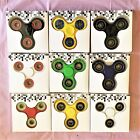 Fidget Spinners Red Blue Green Yellow Black Toy Novelty spinner