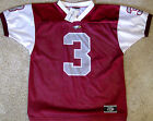 ROBERT MORRIS PEORIA EAGLES YOUTH FOOTBALL JERSEY #3 NEW! YOUTH SM., MED. OR XL