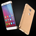 For Huawei GR5 /Honor 5X Full Cover Skin Touch Shiny Bumper Slim Hard Back Case