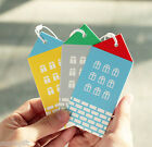 City Travel Name ID Tag Suitcase Luggage Baggage Bag Strap Label Holder