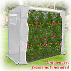 PE Waterproof GreenHouse Replacement Canopy 7x3x6'H Tomato Greenhouse Cover