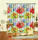 3D Blossoms 299 Blockout Photo Curtain Printing Curtains Drapes Fabric Window AU