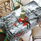 3D London View 42 Tablecloth Table Cover Cloth Birthday Party Event AJ WALLPAPER
