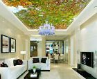 3D Autumn Tree 3 Ceiling WallPaper Murals Wall Print Decal Deco AJ WALLPAPER