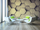 3D Honeycomb pattern 1 WallPaper Murals Wall Print Decal Wall Deco AJ WALLPAPER