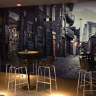 3D Night street WallPaper Murals Wall Print Decal Wall Deco AJ WALLPAPER