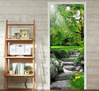3D Park Scenery 12 Door Wall Mural Photo Wall Sticker Decal Wall AJ WALLPAPER AU