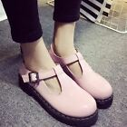 New Fashion Spring Summer Round Harajuku Wind Trend Casual Shoes Womens Shoes