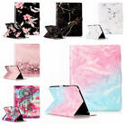 For iPad 4 / 3 / 2 Colorful Pattern Leather ID Card Wallet Stand Flip Case Cover