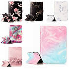 For iPad Mini 3 2 1 Colorful Patterns Leather Card Wallet Stand Flip Case Cover