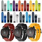 Replacement Silicone Wrist Strap Band For Garmin Forerunner 35 Watch/Fenix 5X/5