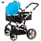 2 in1 Foldable Newborn Infant Baby Stroller Carriage Travel Pram Pushchair Cart
