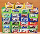 LLEDO DIECAST COCA-COLA PESPI-COLA & 7UP VANS & TRUCKS - CHOOSE FROM LIST LOT 22