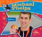 MICHAEL PHELPS - NEW LIBRARY BOOK