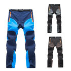 Outdoor Mens Soft shell Camping Tactical Cargo Pants Combat Hiking Trousers XM