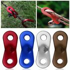 10pcs/set Tent Wind Stopper Rope Buckle Camping Outdoor Awning Wigwam Buckles