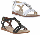 Womens Hush Puppies Bretta Jade Ankle Strapped Open Toe Sandals Sizes 3 to 9