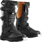 THOR Racing Youth Blitz Offroad MX Boots MX Black YS 1-7