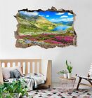 3D Lake Flowers 04 Wall Murals Wall Stickers Decal Breakthrough AJ WALLPAPER AU