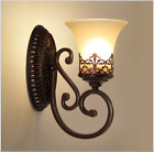 European Style Stair Aisle Wall Lamp Bedroom Living Room Corrider Sconce Lights