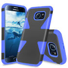For Samsung Galaxy S6 Edge / S6 Shockproof Dynamic Armor Tuff Hard Phone Case