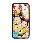 Disney Tsum Tsum Mickey Case Cover for iPhone X 8 7 Plus 6 Galaxy S9 S8+ S7 S6
