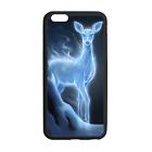 Harry Potter Deer Case Cover for iPhone 8 8 Plus 7 7+ 6 6+ Galaxy S8 S8+ S7 S6