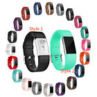 Replacement Wristbands Strap With Clasp Bands for Fitbit Charge 2 Smart Watch