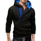 New Fashion Mens Stylish Casual Sweater Slim Fit Long Sleeve Tops