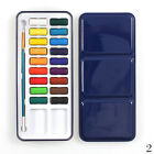 Solid Watercolour Pigments for Art Painting Beginner Kids Sketch Suit Gifts NEW