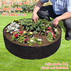 Big Bag Bed Herb Flower Vegetable Planting Raised Bed Gardening Round Planter