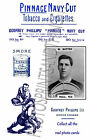 HULL Rugby League - Pinnace 1920's repro advertising cards