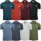Mens Pique Polo T-Shirt by Tokyo Laundry 'Esko Springs' Short Sleeved