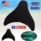 Kids Adult Mermaid tails Girl Swimmable Monofin Swimming Mono Fin Flippers US