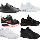 Infants Toddlers Kids Baby Leather Nike Air Max TD Trainers Sports Shoes Sizes