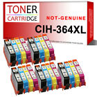 Compatible Ink Cartridges HP 364XL Photosmart 5510 5515 5520 5524 6510 7510 7520
